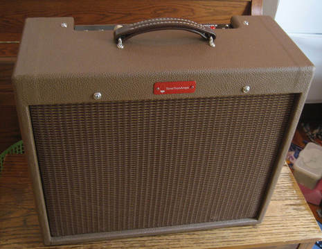 ToneTron Amps-Custom Hand-Built Guitar Tube Amplifiers